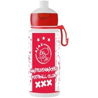 Pop-up beker ajax wit/rood/wit grunge Mepal