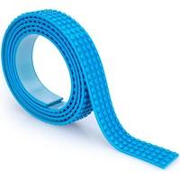 Block Tape Mayka Zuru 4 studs licht blauw 200 cm