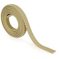 Block Tape Mayka Zuru 2 studs beige 100 cm