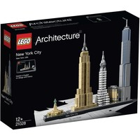 LEGO Star Wars 21028 New York