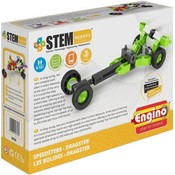 Engino Stem Heroes Dragster