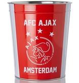 AJAX Amsterdam Prullenbak ajax wit/rood/wit