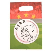 AJAX Amsterdam Feestzakjes ajax: 6 stuks