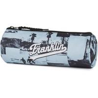 Etui Franklin M. Girls blue 8x23x8 cm