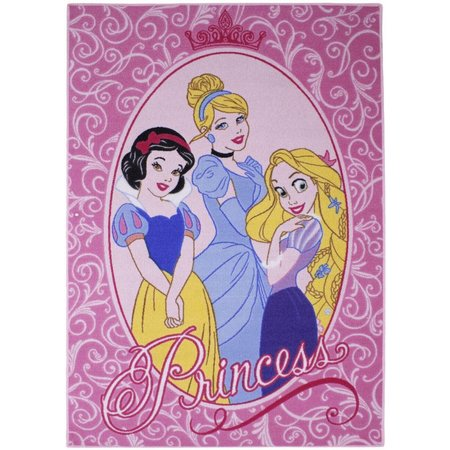 Princess Disney Princess Vloerkleed 39 Glamour