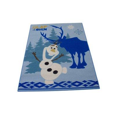 Frozen Disney Frozen Vloerkleed Olaf & Sven