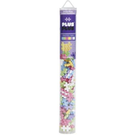 PlusPlus Mini Basic Plus-Plus Buis Pastel 100 stuks
