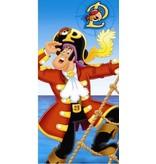 Piet Piraat Piet Piraat Strandlaken - 75x110 cm