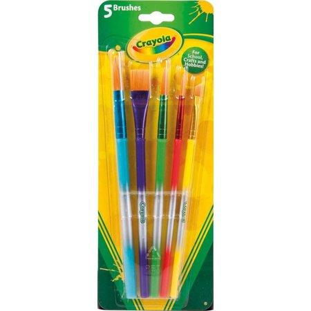 Crayola Penselen Crayola 5 stuks