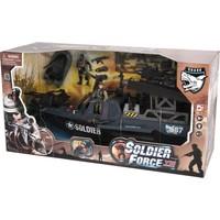 Boot Tornado Assault speelset Soldier Force VIII