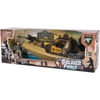 Boot Stealth Patrol Soldier Force VIII