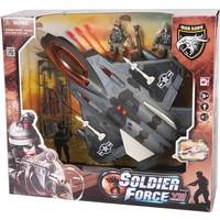 Vliegtuig Hurricane 22 speelset Soldier Force VIII