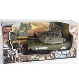 Soldier Force Tank Destroyer 73 speelset Soldier Force VIII