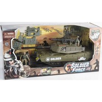 Tank Destroyer 73 speelset Soldier Force VIII