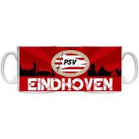 Mok PSV rood skyline
