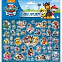 Stickervel holo Paw Patrol ToTum: 45+ stickers
