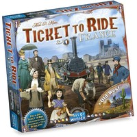 Ticket to Ride France/Old West