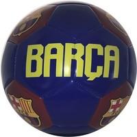Bal barcelona leer groot blauw logo`s