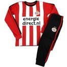 PSV Eindhoven Pyjama psv rood/wit maat 140