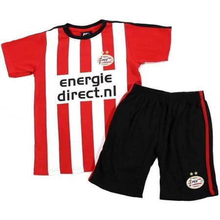 PSV Eindhoven Shortama psv rood/wit maat 164