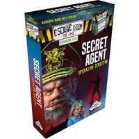 Escape Room The Game expansion - Secret Agent