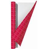 AJAX Amsterdam Kaftpapier ajax rood wij zijn 2x vel 100x70 cm