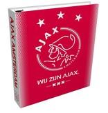 AJAX Amsterdam Ringband ajax rood wij zijn 23-rings