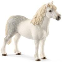 Schleich Welsh Pony Hengst 13871 - Paard Speelfiguur - Farm World - 11,5 x 2,8 x 9,5 cm