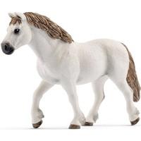 Schleich Welsh Pony Merrie 13872 - Paard Speelfiguur - Farm World - 12,5 x 2,8 x 8,2 cm