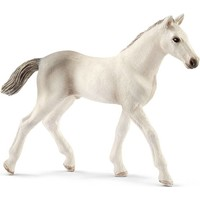 Schleich Holsteiner veulen 13860 - Paard Speelfiguur - Horse Club - 9,8 x 2,2 x 7,8 cm