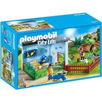 Knaagdierenverblijf Playmobil