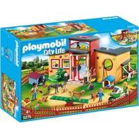 Dierenpension Playmobil