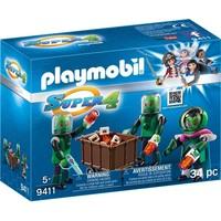 Sykronian buitenaardse wezens Playmobil