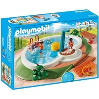 Zwembad Playmobil