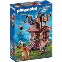 Mobiele aanvalstoren van de dwergen Playmobil