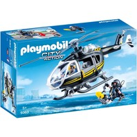 SIE-helikopter Playmobil
