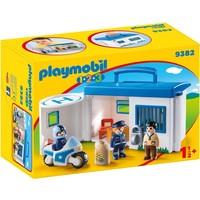 Meeneempolitiestation Playmobil