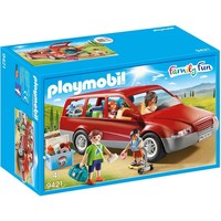 Gezinswagen Playmobil