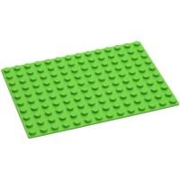 Grondplaat Hubelino: groen 140 noppen