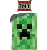 Minecraft Dekbedovertrek Minecraft 140x200/70x90