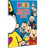 Bumba Bumba Boek - Beroepen gezichtenboek