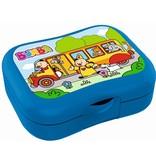 Bumba Bumba Lunchbox - Blauw