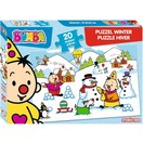 Bumba Bumba Puzzel - Winter 20 stukjes