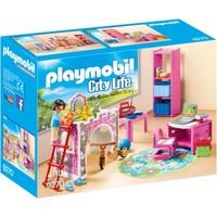 Kinderkamer met hoogslaper Playmobil
