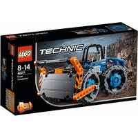 Afvalpersdozer Lego