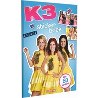 K3 Stickerboek - Pina Colada