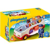 Playmobil 1.2.3 Autobus Playmobil