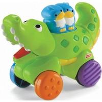 Druk & Ga dieren Fisher-price krokodil