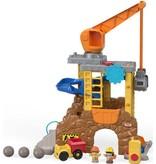 Little People Team Building Bouwplaats Fisher-price