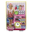 Barbie Cupcake speelset Barbie